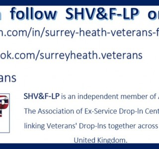 Surrey Heath Veterans